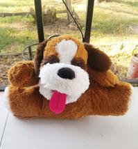 "Converted 27"" Stuffed Animal ""Dog w/Eyebrows"" Ventriloquist Puppet *Custom * E4 - $15.00"