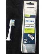 1 Philips Sonicare White DiamondClean Toothbrush Head only 1 brush head - $12.82