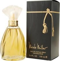 Nicole Miller by Nicole Miller, 3.4 oz Eau De Parfum Spray for Women - $23.00