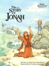 Story of Jonah by Alice J. Davidson (1984, Hardcover book) C R Gibson - $9.90
