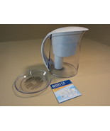 Brita Water Filtration System Oceania Pitcher Easy Fill Lid 10 Cups OB48... - $19.14