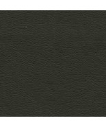 1.625 yds Ultrafabrics Ultraleather Raven Wing Black Faux Leather Fabric EI - $61.75
