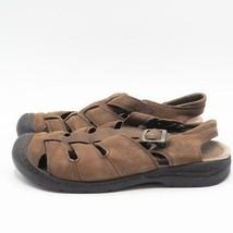 Keen Men's Brown 1464-TOBC Hiking Fishing Outdoor Sandals Size 12 - $24.74