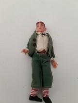 "Figure Doll Mego OUR GANG Little Rascals 1975  Alfalfa Carl Switzer 6"" H... - $39.60"