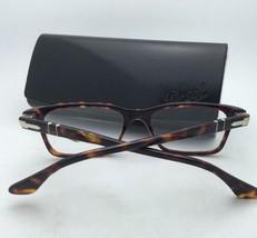 New PERSOL Rx-able Eyeglasses 3130-V 24 54-18 145 Havana Tortoise Frame w/ Clear