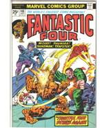 The Fantastic Four Comic Book #148 Marvel Comics 1974 FINE - $9.74