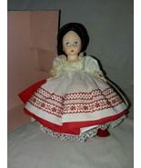 Madame Alexander 574 Russia Girl 7 1/2 in Doll Vintage International Dol... - $19.99