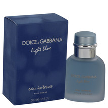 Dolce & Gabbana Light Blue Eau Intense 1.7 Oz Eau De Parfum Cologne Spray image 4