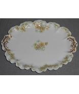 """Haviland Porcelain THE COUNTESS PATTERN Oval 11"""" Serving Platter LIMOGES... - $69.29"""
