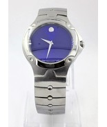 Movado Sports Edition Blue Dial Men's Watch 84 G1 1892 - $625.00