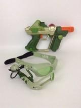 2004 Tiger Electronics Green Lazer Tag Team Ops Laser REPLACEMENT Gun & ... - $35.59