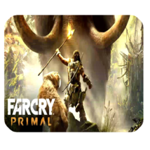 Mouse Pads Far Cry Primal Action Adventure Game Junggle Editions Movie M... - €5,28 EUR