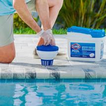 "Clorox Pool&Spa XtraBlue 3"" Chlorinating Tablets for Swimming Pools, 25lb image 4"