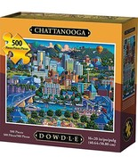 Dowdle Jigsaw Puzzle - Chattanooga - 500 Piece - $22.80