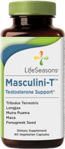 LifeSeasons  - Masculini - T - 90 Capsules  - $21.99