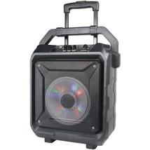 """IQ Sound(R) IQ-5508DJBT -BLK 8"""" Tailgate Party DJ Bluetooth(R) Speaker - $79.99"""
