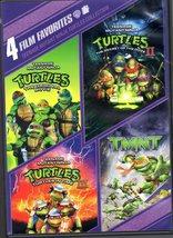 Teenage Mutant Ninja Turtles -  TMNT 3 - Pack Collection (DVDs) - $9.90