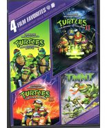 Teenage Mutant Ninja Turtles -  TMNT 3 - Pack Collection (DVDs) - $10.90