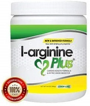 L-Arginine Plus Lemon Lime - L-arginine Formula for Blood Pressure, (13.... - $162.44