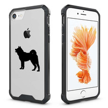For Apple iPhone X 6 6s 7 8 Plus Clear Shockproof Bumper Case Cover Akita - $14.99