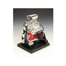 Engine Chevrolet Blown Hot Rod 1/6 Model by Liberty Classics 84035 - $60.40