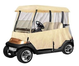 Golf Cart Car 4 Sided Passenger Storage Heavy Duty Sporting Accessories ... - $115.99
