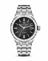 AUTHORIZED DEALER Maurice Lacroix Aikion AI6008-SS002-331-1 Men's 42mm W... - $1,732.50