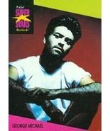 George Michael trading Card (Musician) 1991 Proset Musicards Super Stars... - $4.00