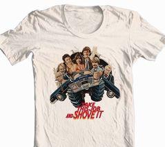 Take this job   shove it 80 s retro movie comedy film for sale graphic tshirt thumb200