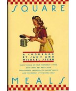 Square Meals [Hardcover] [Sep 12, 1984] Stern, Jane - $5.97