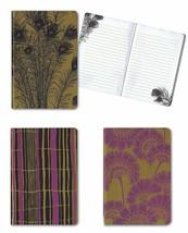 Set of 3 Florence Broadhurst Pocket Journals (Japanese Floral) - 96 Line... - $9.77