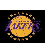 Los Angeles Lakers With 16 Stars And Championship Years Logo Men's T-Shirts - $24.74