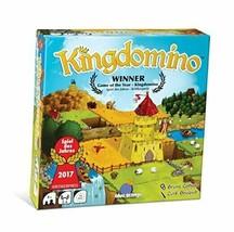 Blue Orange Games Kingdomino Award Winning Family Strategy Board Game Si... - $26.36