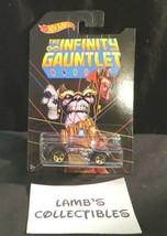 Hot Wheels The Infinity Gauntlet Thanos Horseplay die cast car Mattel die cast - $14.23