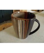 Hometrends Bazaar Brown mug 6 available - $3.12