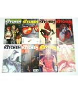 The Kitchen 1-8 Complete Set Vertigo Comic Book Lot Issue #1 Signed Ming... - $77.39