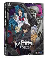 Full Metal Panic! Season One Episodes 1-24 3 disc DVD set - $27.95