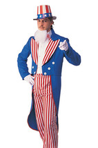 SUPER DELUXE UNCLE SAM FOURTH OF JULY EXTRA LARGE - $52.83