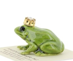 Birthstone Frog Prince October Simulated Opal Miniatures by Hagen-Renaker image 2