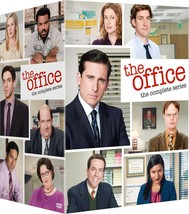The Office The Complete TV Series Seasons 1 2 3 4 5 6 7 8 9 New DVD Box Set 1-9 - $51.00