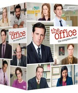 The Office The Complete TV Series Seasons 1 2 3 4 5 6 7 8 9 New DVD Box ... - $51.00