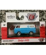 M2 Machines 1964 Dodge A100 1/64 Scale Walmart Exclusive - $12.86