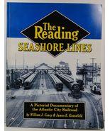 The Reading Seashore Lines by William J. Coxey and James E. Kranefeld - $24.99