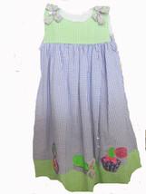 Rare Editions sleeveless plaid dress BRAND NEW! SIZE 6 - $17.77