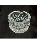 """Tipperary Crystal Small Round 2 5/8"""" Finger Dish or Ashtray  - $10.89"""