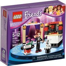 Lego Friends 41001 - Mia´s Magic Tricks [NEW] Building Toy Set - $19.99
