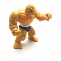 THE THING Action Figure 1995 Toy Biz Marvel Ultimate Collector Signature... - $9.19