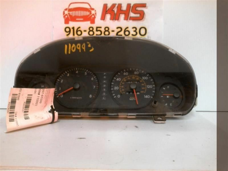 Primary image for Speedometer Cluster KPH Fits 99-01 SONATA 236357