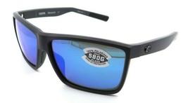 Costa Del Mar Sunglasses Rinconcito 60-12-140 Matte Gray / Blue Mirror 580G - $245.00