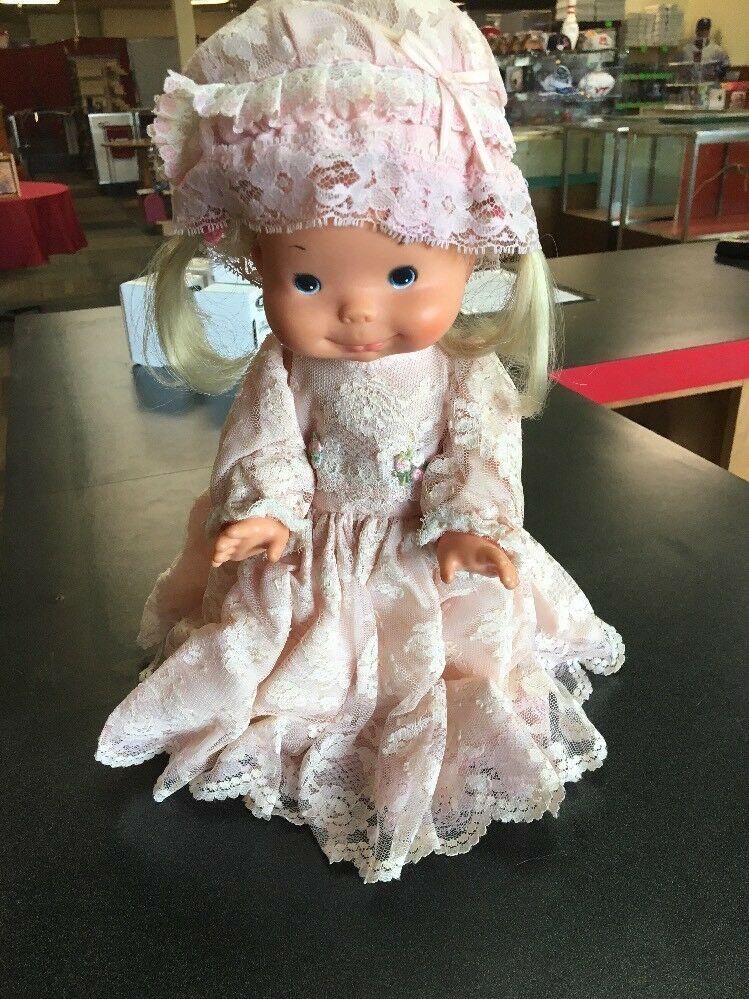 Primary image for Vintage 1978 Ideal Toys Corp Doll Made In Hong Kong In Very Good Condition!! B37